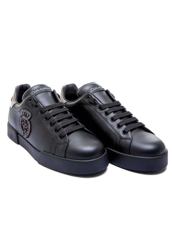Dolce \u0026 Gabbana Lowtop Sneaker Black