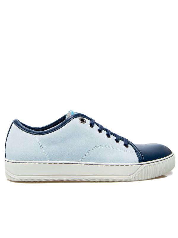 Lanvin dbb1 sneaker blauw