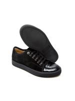 Lanvin dbb1 sneaker zwart