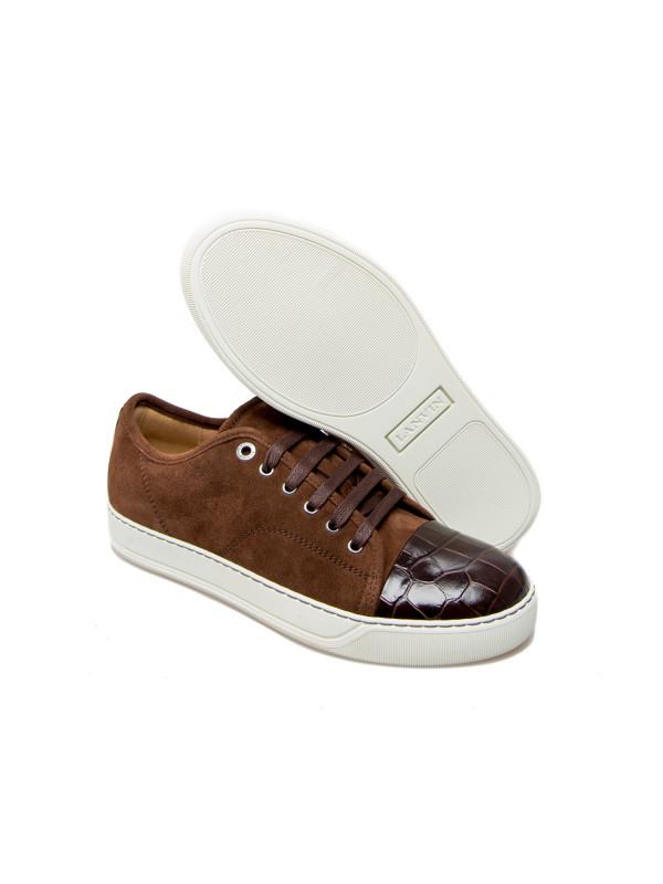 Lanvin dbb1 sneaker bruin