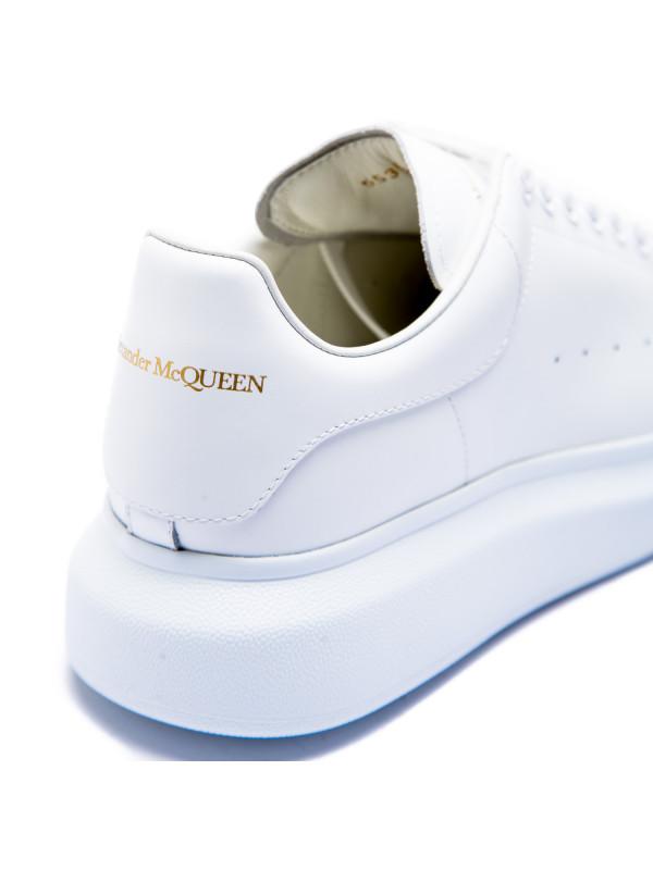 white alexander mcqueen