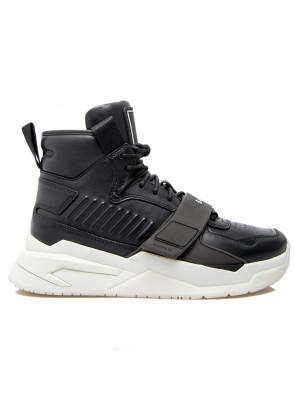 Balmain Balmain high top sneakers black