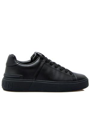 Balmain Balmain b-court sneakers black