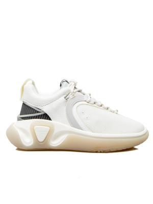 Balmain Balmain low top sneakers white