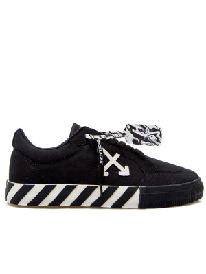 Off White Off White low vulcanized canva