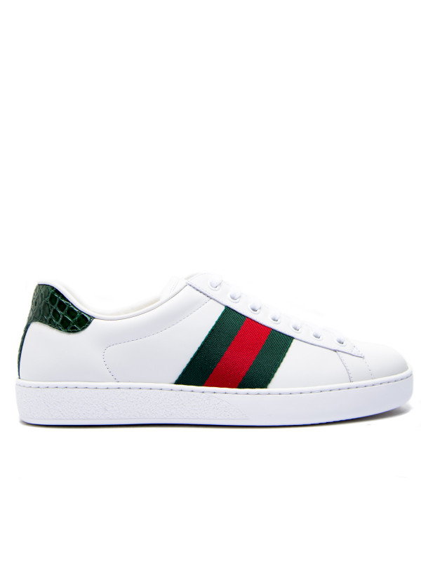 Gucci Ace Low-top Sneaker White