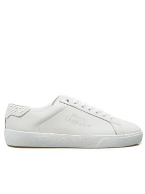 Saint Laurent Saint Laurent sl/06 signat l t sneaker white