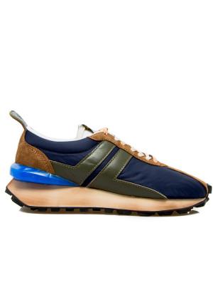 Lanvin Lanvin running sneakers blue