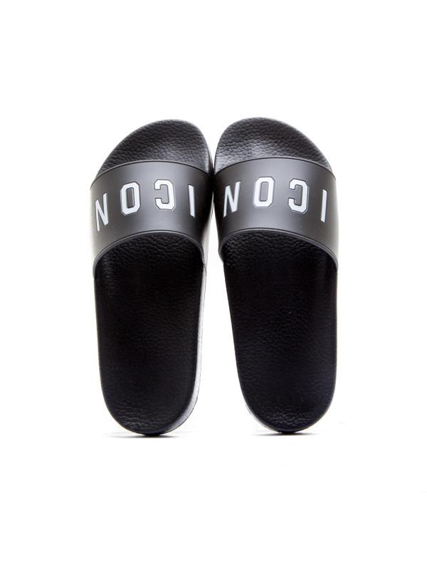 Dsquared2 slide sandal Kopen Beste Online Te Koop Nieuwe En Mode Korting Van De Goedkoopste cAAV9x