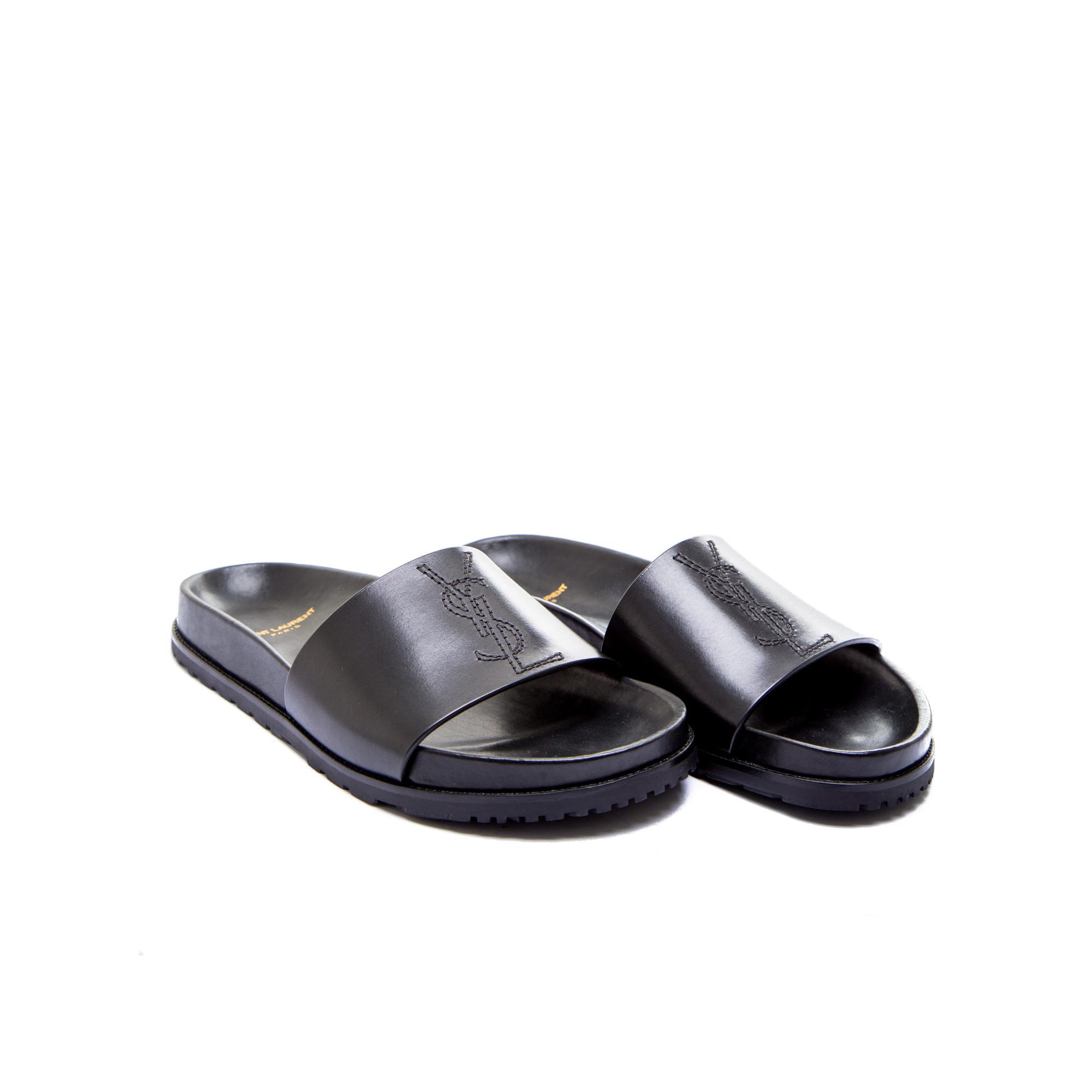 Cheap Sale Affordable 2018 New Jimmy 20 Sandal Saint Laurent Best Sale Sale Online Outlet Online Fashionable VB81YCud