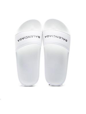Balenciaga Balenciaga piscine flat sandal