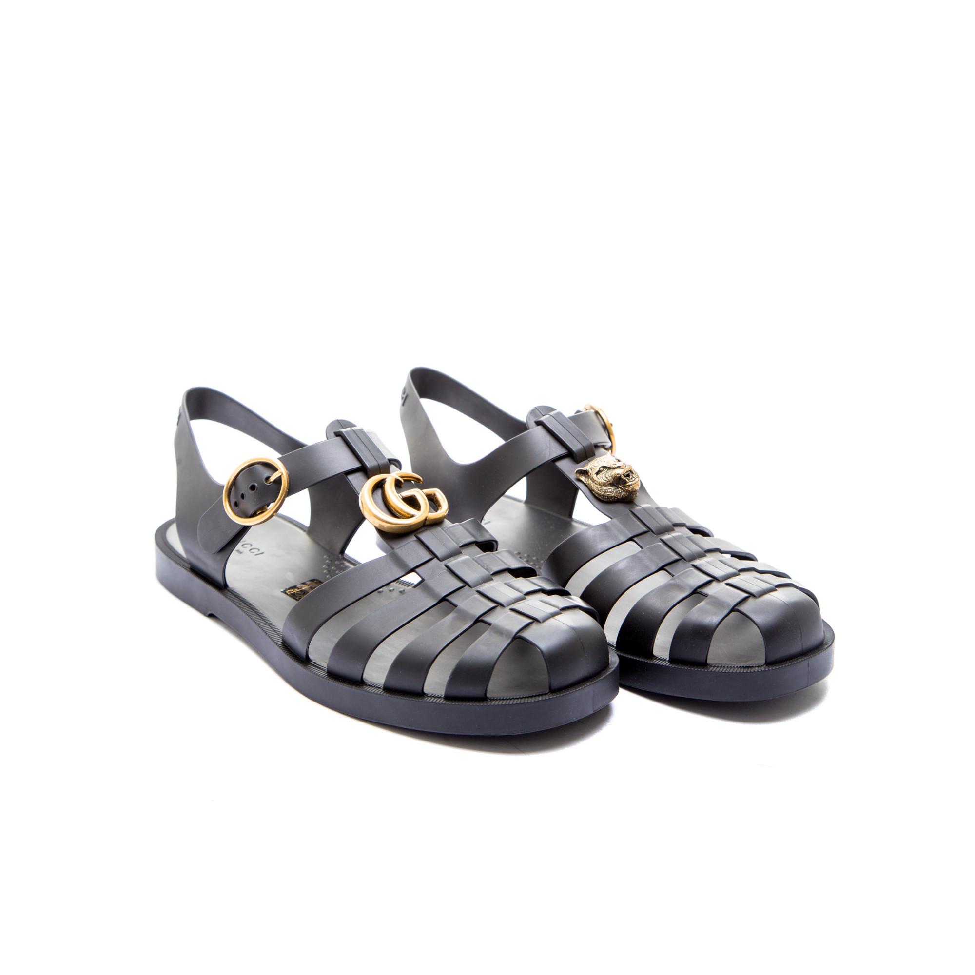 Chaussures Gucci Avec Des Boucles Pour Les Hommes VxPXZVo08