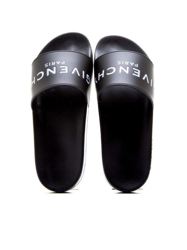 Givenchy slide flat sandals Goedkope Winkel fCJiKPIB