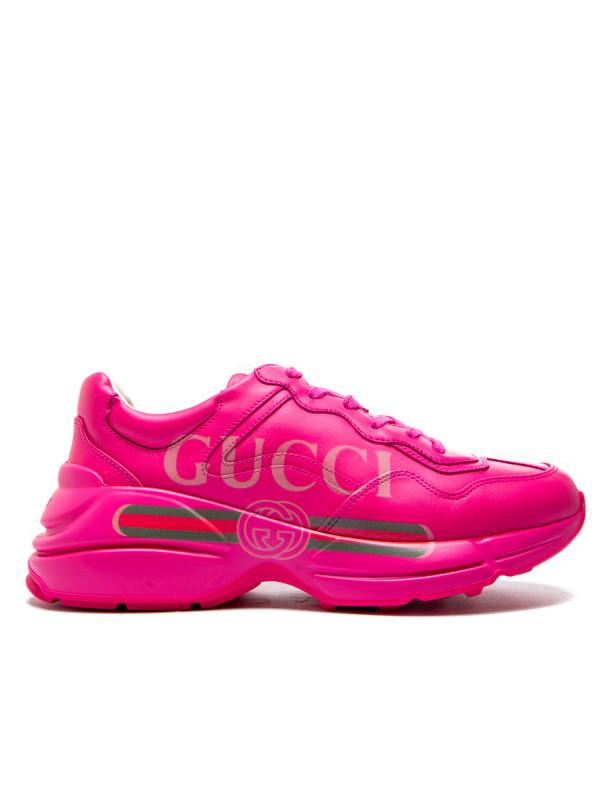 Gucci Sport Shoes Pink   Derodeloper.com