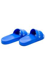 Givenchy slide flat sandals multi