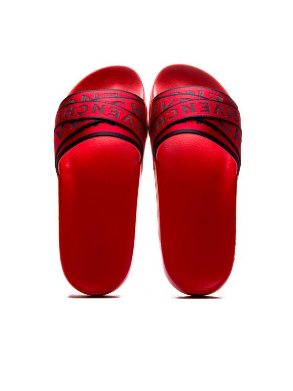 7fc42b7113b6 Givenchy slide flat sandals red Givenchy slide flat sandals red -  www.derodeloper.com
