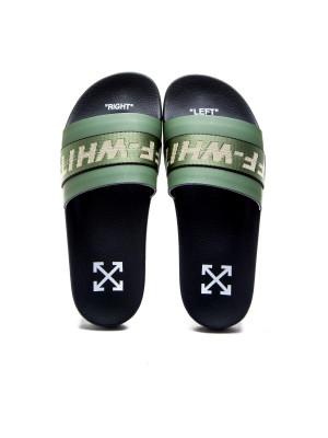 cc5218629bd3e Shoes for men. New. Off White Off White industrial slider green