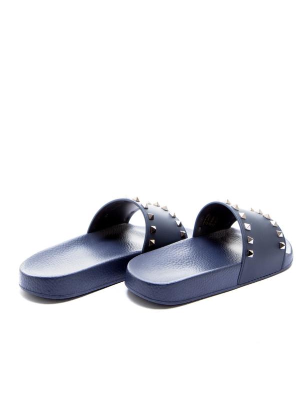 Valentino Garavani sandal blauw