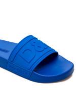 Dolce & Gabbana slides blauw
