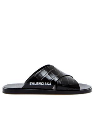 Balenciaga Balenciaga cosy bb mule f005