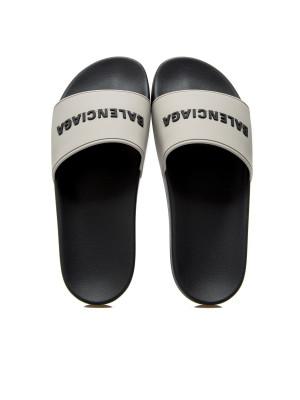 Balenciaga Balenciaga rubber sandals