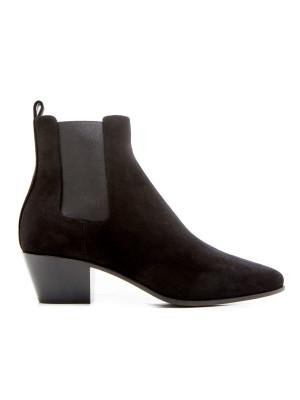 Saint Laurent Saint Laurent low boots mid heel