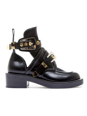 Balenciaga Balenciaga ceinture ankle boot