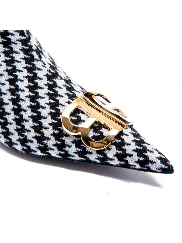 Balenciaga half boot zwart