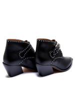 Givenchy elegant ankle boot zwart