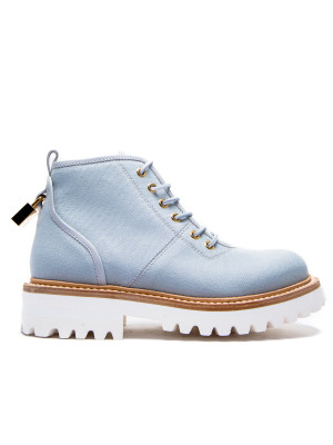 Buscemi Buscemi lotta boot canvas grey