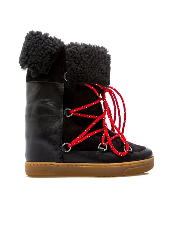 on sale e7a78 5d584 Isabel Marant nowly black19abo0275-19a031s 01bk