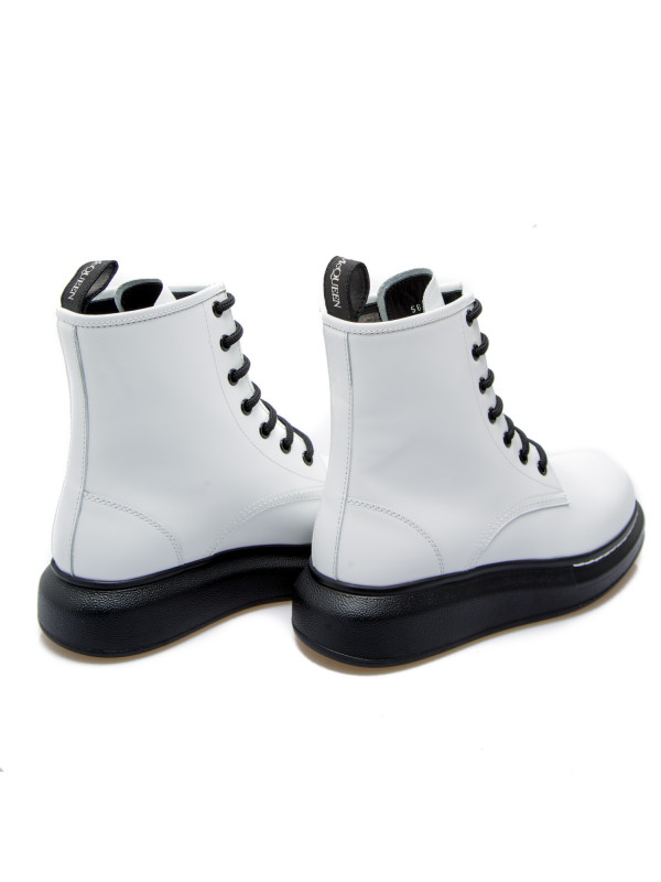 great fit 235b2 cbfc8 Alexander Mcqueen low boots white586394 / whx51 / 9061