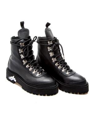 Off White Off White leather hiking boot