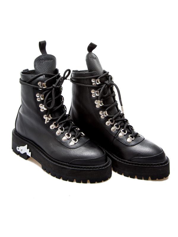 cb0f4487bb6 Off White leather hiking boot blackowia045e19d680771000
