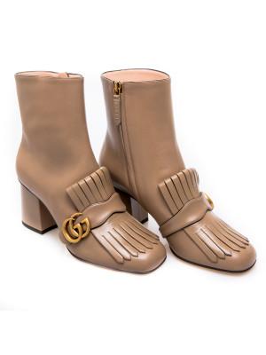 Gucci Gucci low boots malaga kid