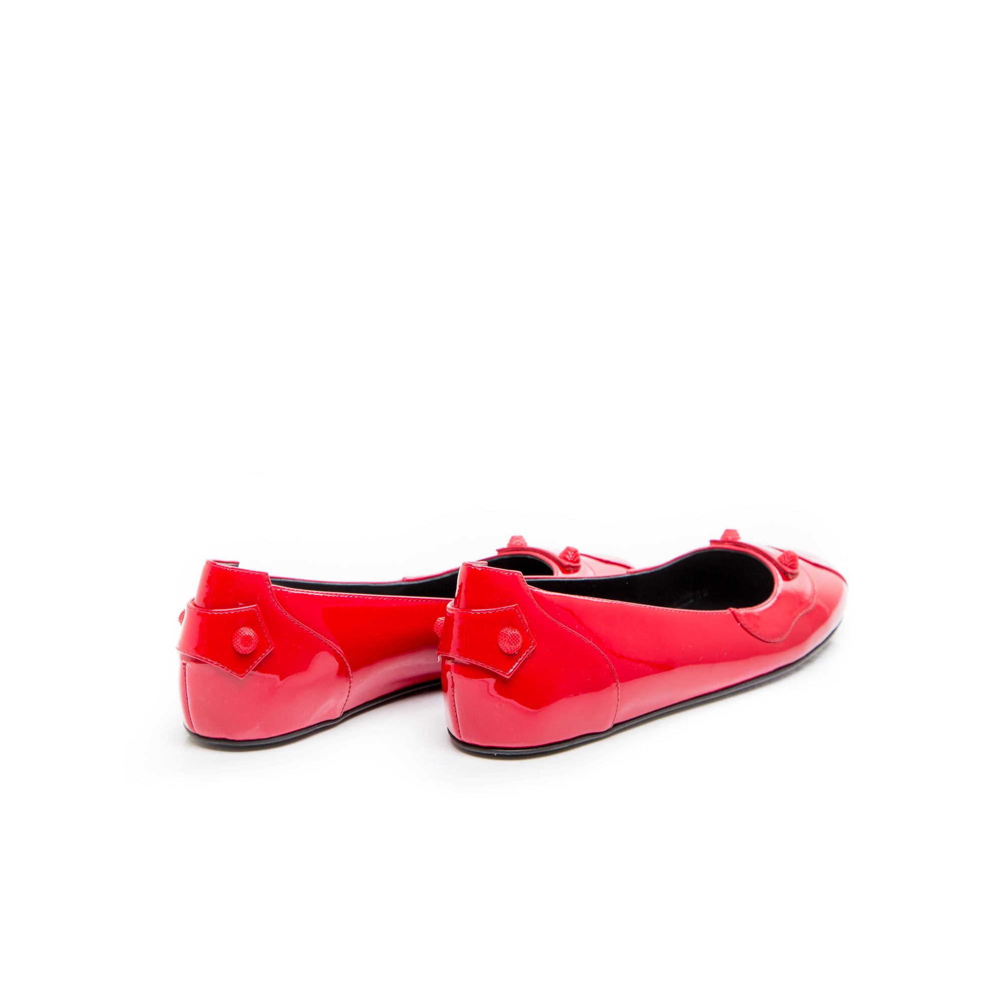 Balenciaga Rood