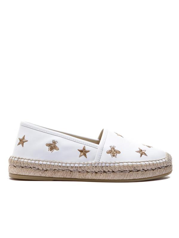 Chaussures Gucci Or Pour Femmes rA3ArQX1