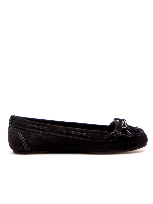 Saint Laurent  shoes nino 05 tassel moca zwart