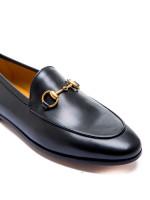 Gucci moccasins betis glamour zwart