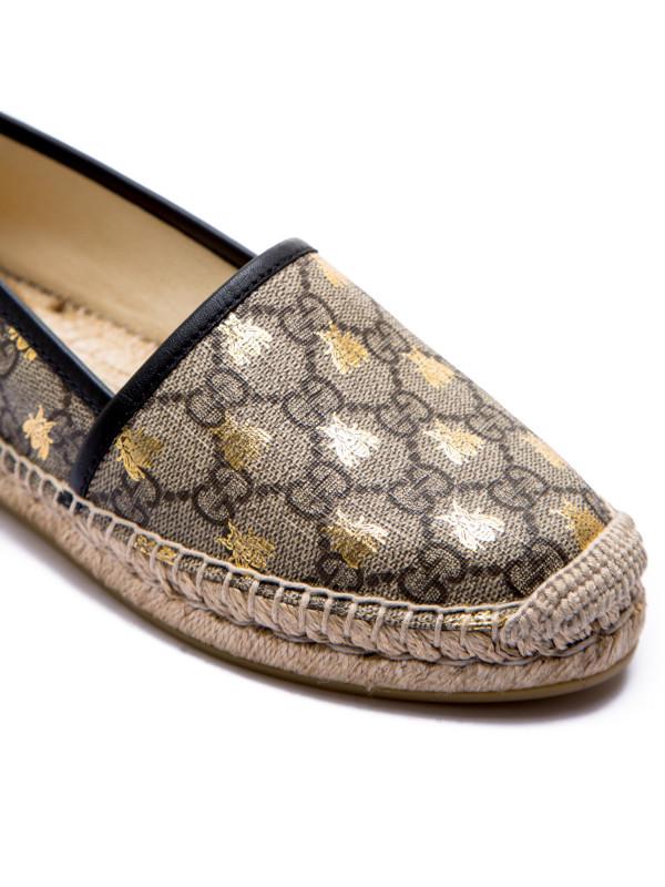 Gucci  espadrilles supreme bruin
