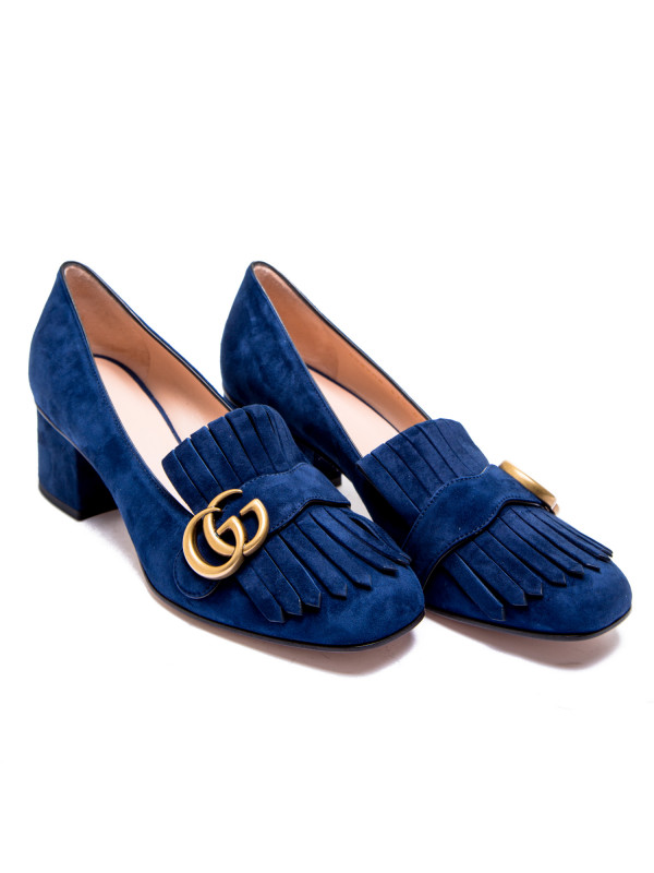 Gucci  shoes blauw