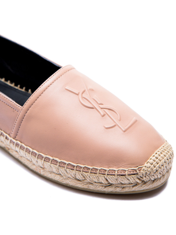 Saint Laurent  espadrilles nude