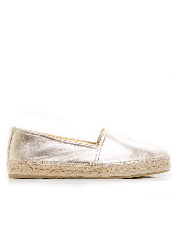 Saint Laurent  espadrilles goud