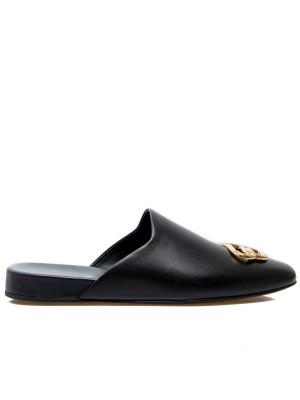Balenciaga Balenciaga leather shoes black