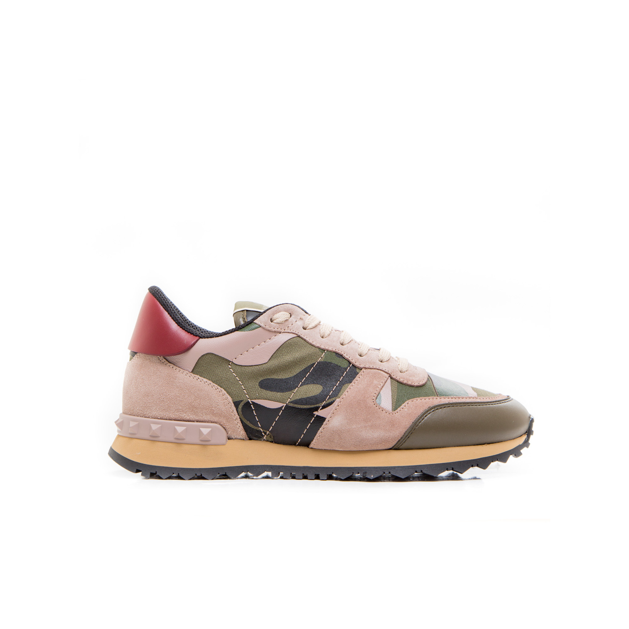 Valentino Sneakers Dames Camo