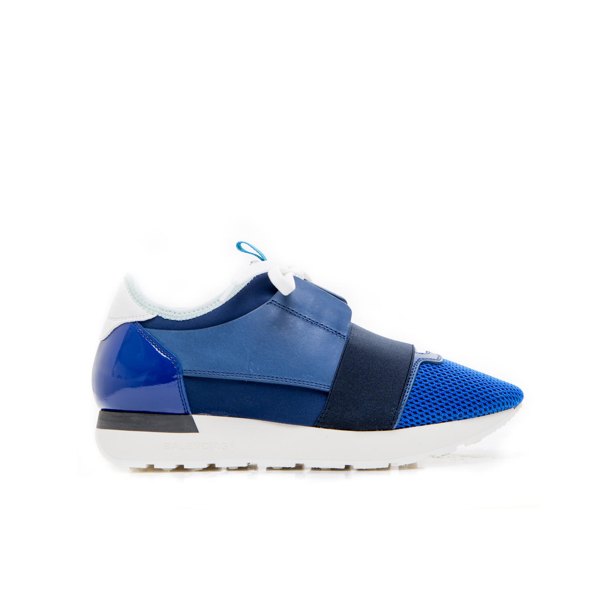 Balenciaga Sneakers Rood