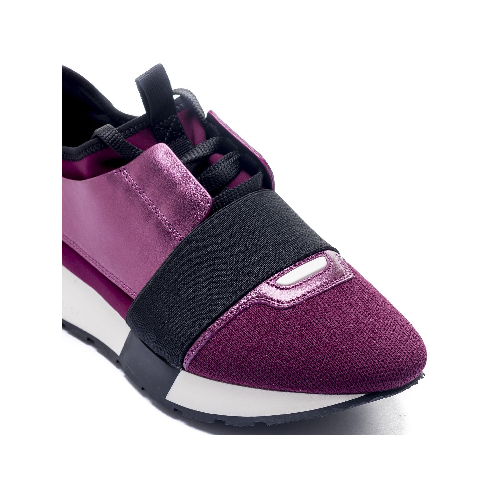 balenciaga sneaker purple. Black Bedroom Furniture Sets. Home Design Ideas