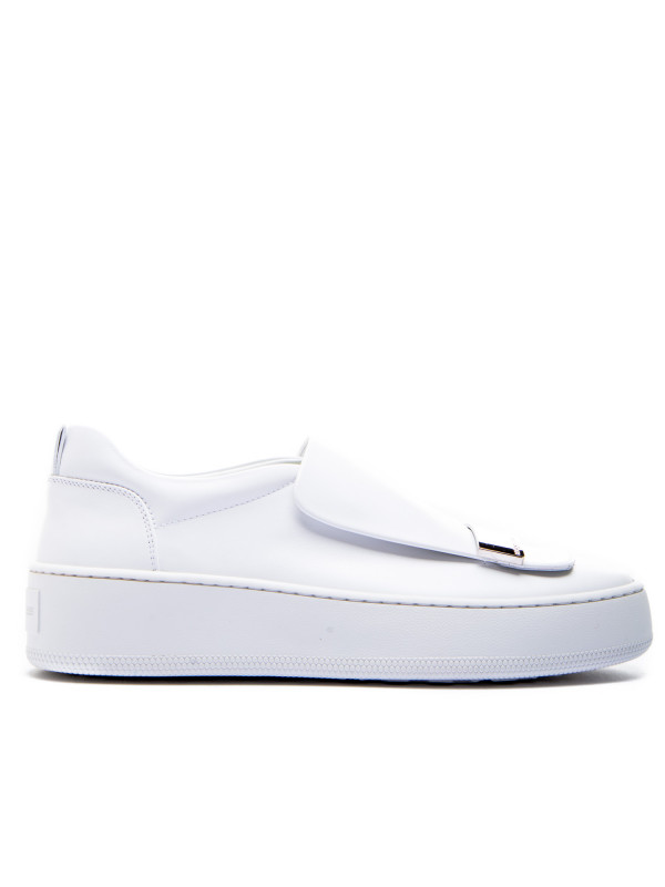 Chaussures Blanches Rossi Sergio Pour Les Hommes zf44NE