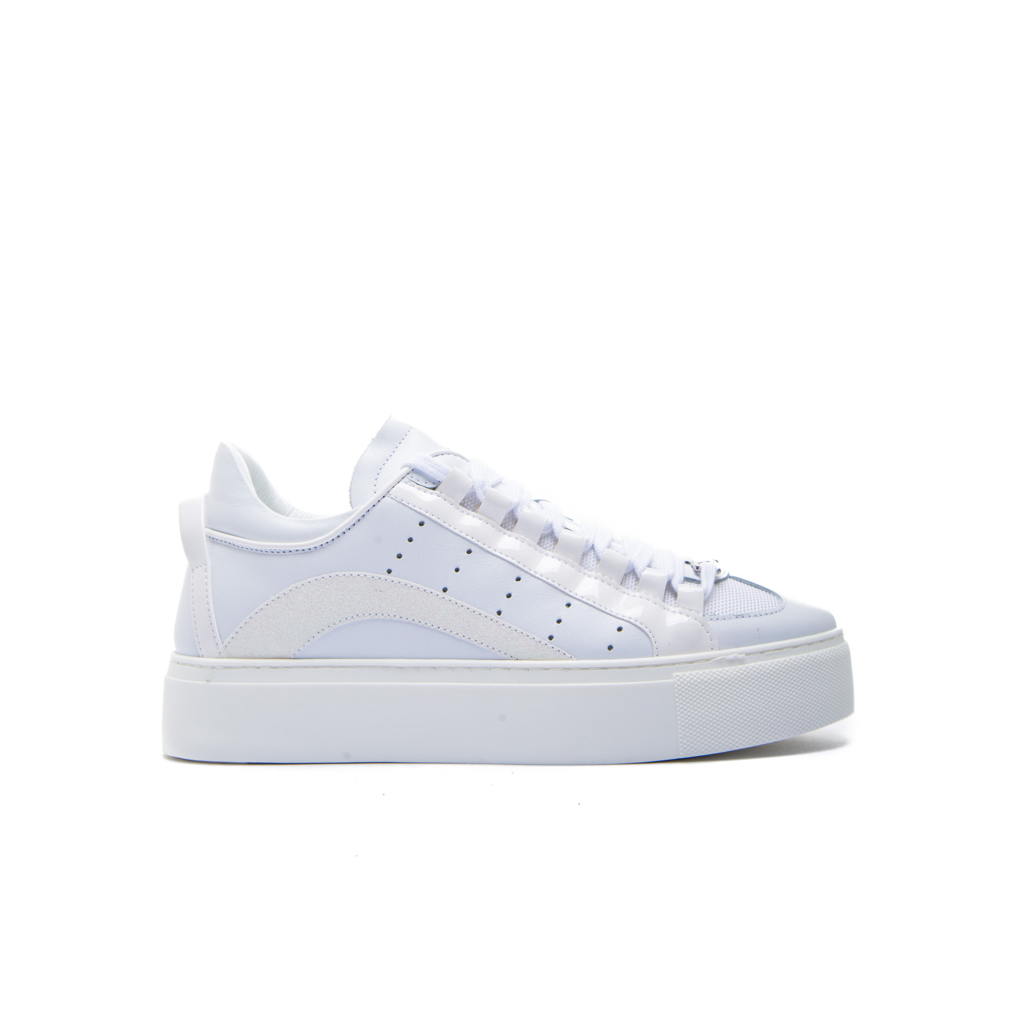 logo sneakers - White Dsquared2 CX12xQg