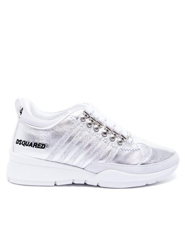 8bd17d18c0f Dsquared2 sneaker silver Dsquared2 sneaker silver - www.derodeloper.com -  Derodeloper.com
